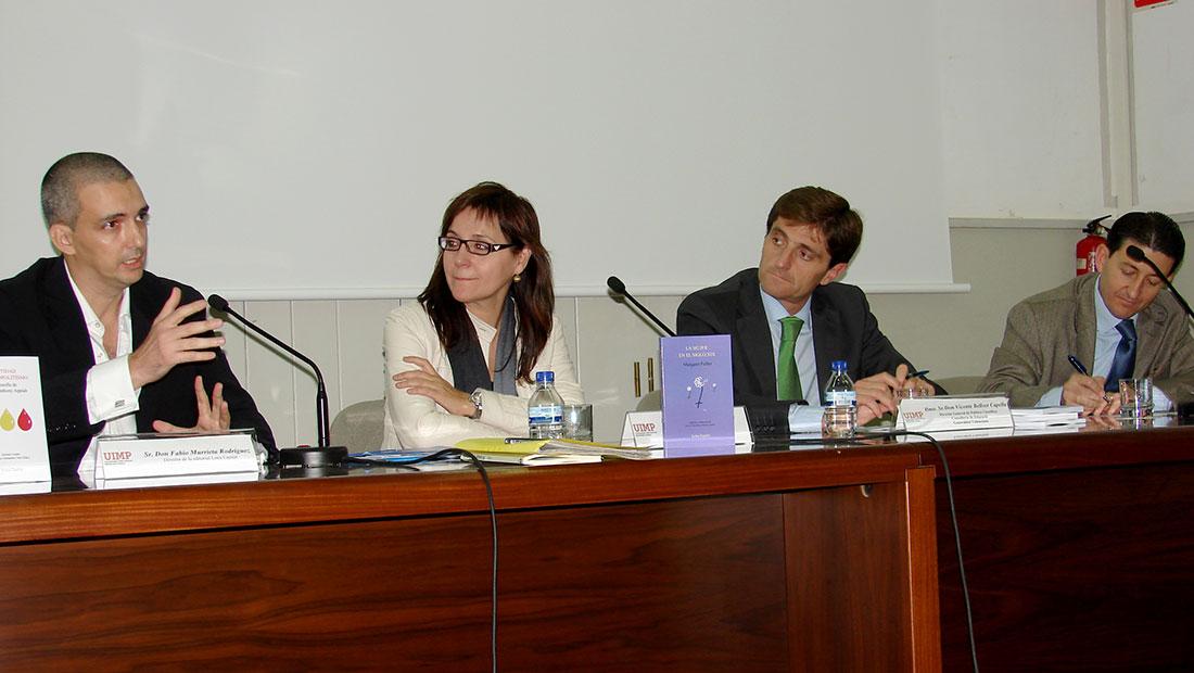 Fabio Murrieta - Presentación Ediciones Letra Capital