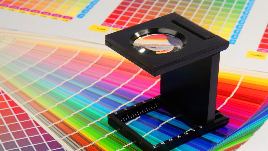 El color en la impresión bajo demanda